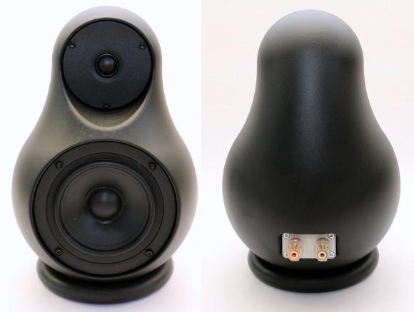 JERN ヤーン スピーカー 12WP (ブラック) ペア 新品