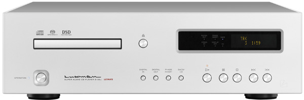 LUXMAN ラックスマン CD/SACDプレーヤー D-06u 新品