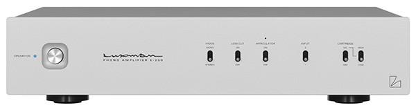 LUXMAN ラックスマン フォノイコライザー E-250 新品