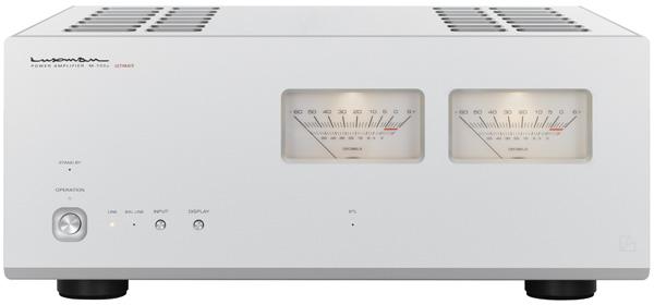 LUXMAN ラックスマン パワーアンプ M-700u 新品