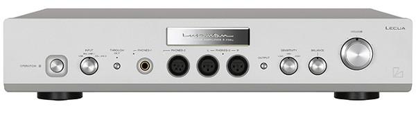 LUXMAN ラックスマン ヘッドフォンアンプ P-750u 新品
