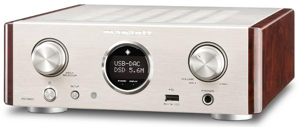 marantz マランツ USB DAC/ヘッドフォンアンプ HD-DAC1 新品