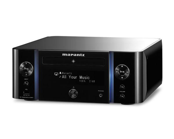 marantz マランツ ネットワークCDレシーバー M-CR611 (ブラック) 新品