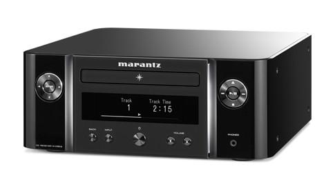 【在庫あり:平日13時までのご注文であす楽対応】marantz マランツ ネットワークCDレシーバー M-CR612 (ブラック) 新品
