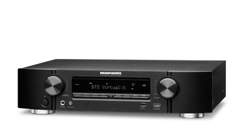 【在庫あり即納】 marantz マランツ AVアンプ NR1609 (ブラック) 新品