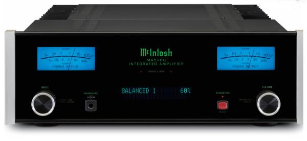 McIntosh マッキントッシュ プリメインアンプ MA5300 新品