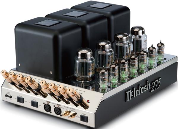 McIntosh マッキントッシュ 真空管パワーアンプ MC275 VI(version6) 新品