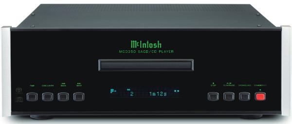 McIntosh マッキントッシュ SACD/CDプレーヤー MCD350 新品