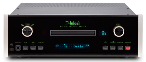 McIntosh 매킨토시 SACD/CD플레이어 MCD550 신품