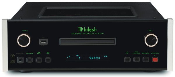 McIntosh マッキントッシュ SACD/CDプレーヤー MCD600 新品