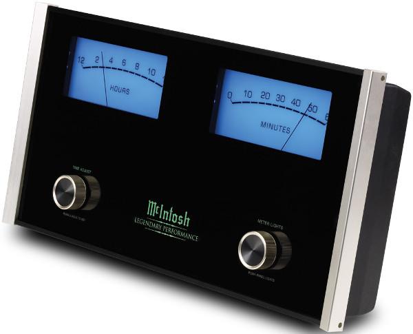 McIntosh マッキントッシュ アナログクロック(置き時計) MCLK12 新品