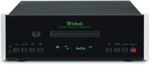 McIntosh マッキントッシュ SACD/CDトランスポート MCT500 新品