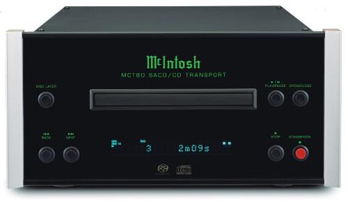 McIntosh マッキントッシュ SACD/CDトランスポート MCT80 新品