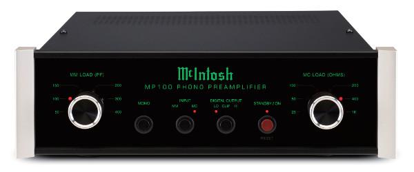 McIntosh マッキントッシュ フォノイコライザー MP100 新品