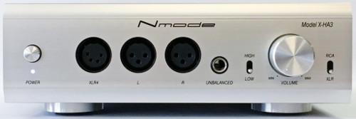 【在庫あり:あす楽対応】Nmode エヌモード 1bitデジタルヘッドフォンアンプ X-HA3 新品