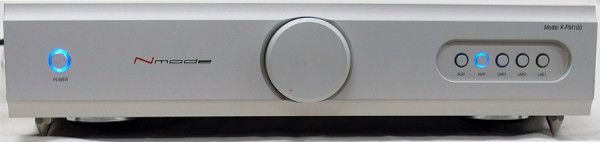 Nmode エヌモード 1bit(DSD)プリメインアンプ X-PM100 新品