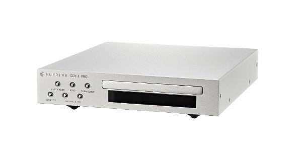 NuPrime ニュープライム CDトランスポート CDT-8 (シルバー) 新品