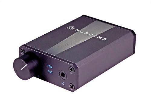 NuPrime新重要USB DAC uDSD新货