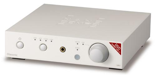 Olasonic オラソニック USB DAC内蔵プリメインアンプ NANO-UA1a (プラチナホワイト) 新品