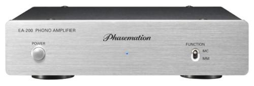 Phasemation フェーズメーション フォノイコライザー EA-200 新品