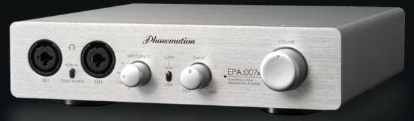 Phasemation フェーズメーション ヘッドフォンアンプ EPA-007x 新品
