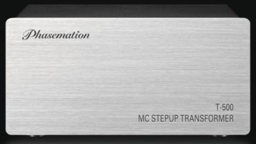 Phasemation フェーズメーション MC昇圧トランス T-500 新品