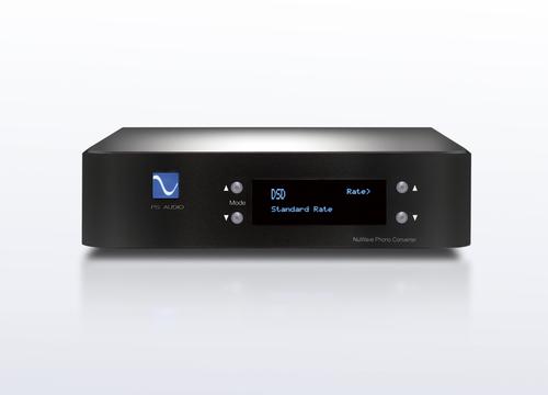 PS Audio A/Dコンバーター内蔵フォノイコライザー NuWave Phono Converter (ブラック) 新品