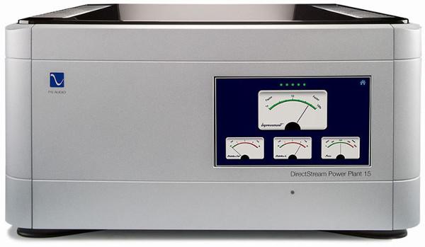 PS Audio クリーン電源 DirectStream P15 Power Plant (シルバー) 新品