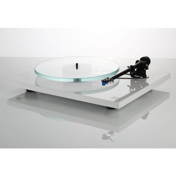 rega レガ アナログレコードプレーヤー Planar3 with Elys2 ホワイト (60Hz専用モデル) 新品