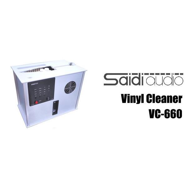 Saidi audio 30cmLP専用レコードクリーナー VC-66 新品