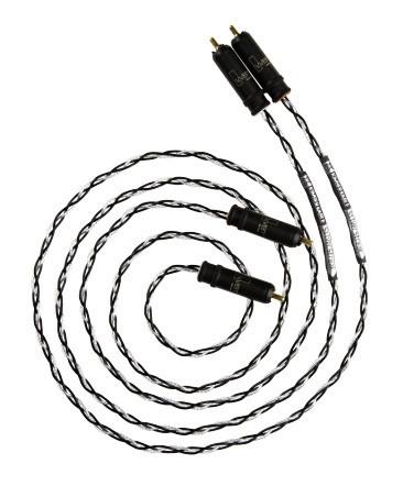 【在庫あり】 KIMBER KABLE キンバーケーブル Silver Streak (RCA:1.0mペア) 新品