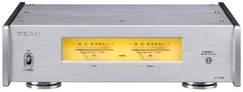 【在庫あり:平日13時までのご注文であす楽対応】TEAC ティアック ステレオパワーアンプ AP-505 (シルバー) 新品