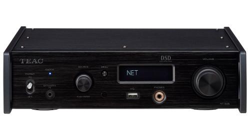 TEAC ティアック USB DAC/ネットワークプレーヤー NT-505 (ブラック) 新品