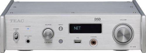 TEAC ティアック USB DAC/ネットワークプレーヤー NT-505 (シルバー) 新品
