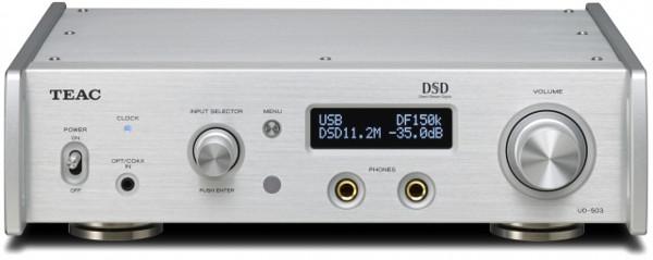【在庫あり】 TEAC ティアック USB DAC UD-503 (シルバー) 新品