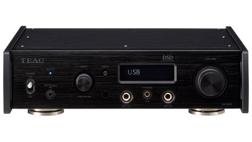 【在庫あり】 TEAC ティアック USB DAC/ヘッドホンアンプ UD-505 (ブラック) 新品