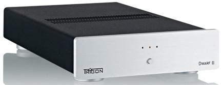 TRIGON 트라이곤모노라르파워안프 DWARF II (실버) 페어 신품