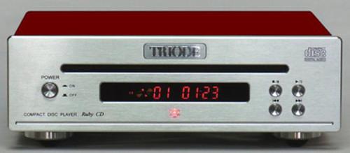 Triode トライオード CDプレーヤー Ruby CD 新品