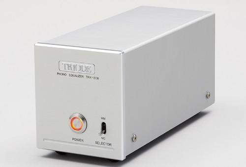 フォノイコライザー トライオード Triode 新品 TRX-EQ6