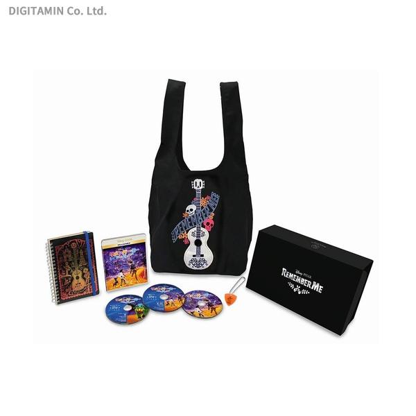 送料無料◆リメンバー・ミー MovieNEX スペシャルボックス BEAUTY&YOUTH UNITED ARROWSオリジナルアイテム付 (数量限定) (Blu-ray)(ZB54917)
