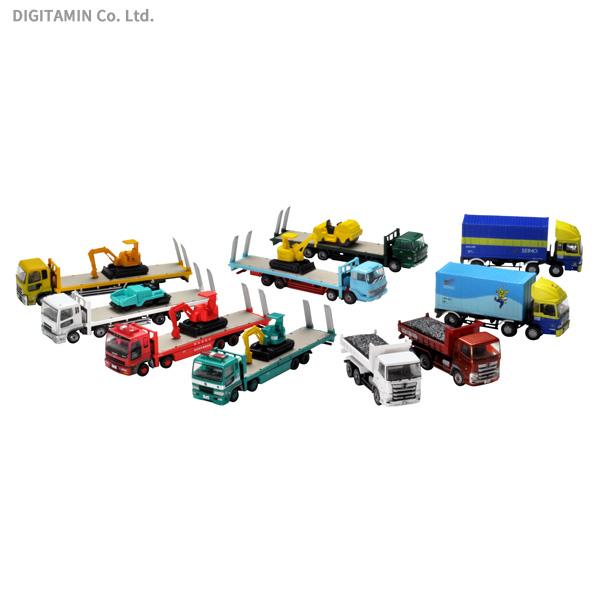 トミーテック ザ・トラックコレクション 第12弾 (1BOX) 1/150(Nゲージスケール) 鉄道模型(ZN62278)