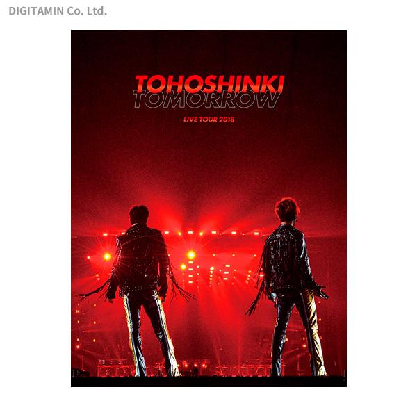 送料無料◆東方神起 LIVE TOUR 2018 ~TOMORROW~ (初回生産限定盤) (Blu-ray)(ZB62844)