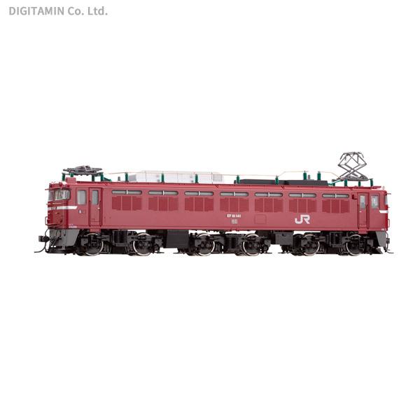 送料無料◆HO-2514 TOMIX トミックス JR EF81形 電気機関車 (長岡車両センター・ひさし付・プレステージモデル) HOゲージ 鉄道模型 【10月予約】