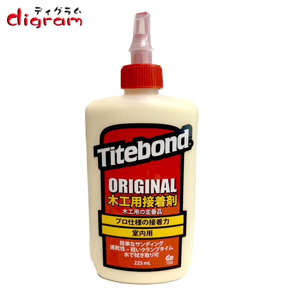 フランクリン タイトボンド オリジナル 18%OFF 木工用 1本 00401 ランキングTOP10 225ml 接着剤