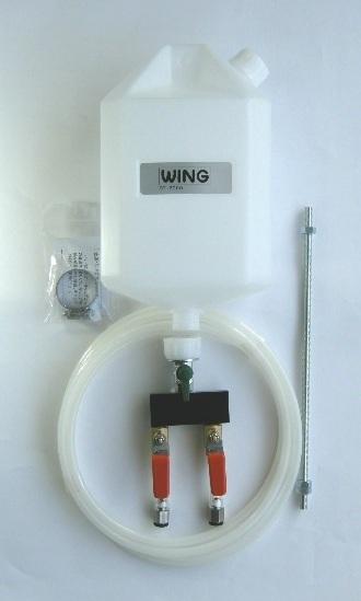 イシカワキカイ WING ローラー給油システムオイルタンク OT-2000