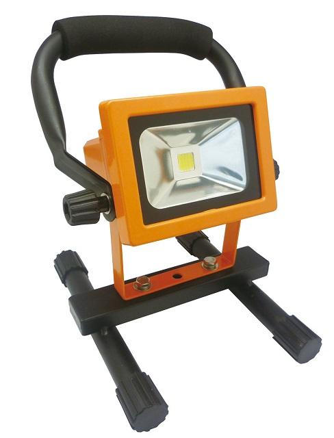 LED 充電式 作業用投光器 LED-10W