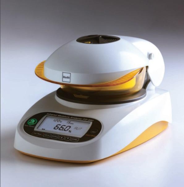 赤外線水分計 FD-660