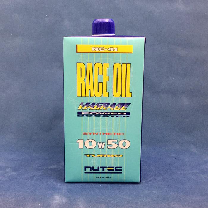 ※期間限定ポイント20倍 ※ NUTEC 大好評です 高性能オイルをこの機会に是非お試し下さい ニューテック 美品 NC-41 4サイクルレーシングオイル 1L RACE 10W-50 ※エコ紙パックボトル OIL