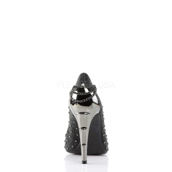 取寄 靴 送料無料 PLEASER プリーザー パンプス 11 5cmヒール 大きいサイズあり イベント セクシー サンタ 女装KcTJ31lF