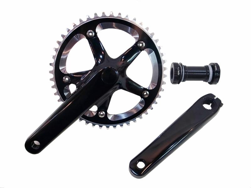 ピストバイク クランクセット DINER ダイナー DIRECT CRANK SET ダイレクトクランク PISTBIKE